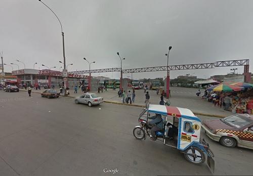 Terminal Terrestre de Yerbateros