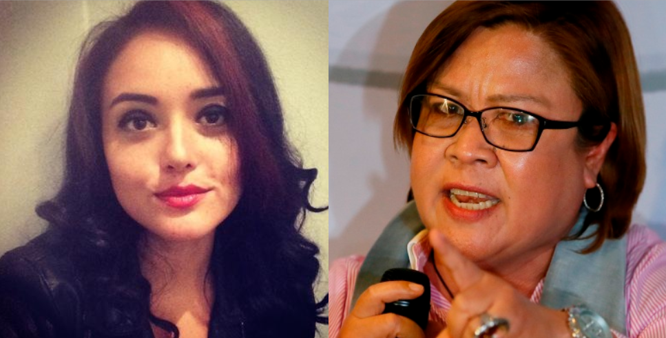 Kat Alano slams De Lima: You ignored rape victims when I asked for help, do not use women as protection