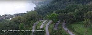 Menyusuri Jalan Kelok Empat Puluh Empat Dari Puncak Lawang Ke Danau Maninjau Sumatera Barat