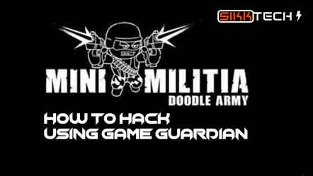 how to hack mini milita using game guardian