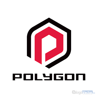 Polygon Bikes Logo vector (.cdr)