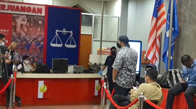 Mesyuarat MKT Umno