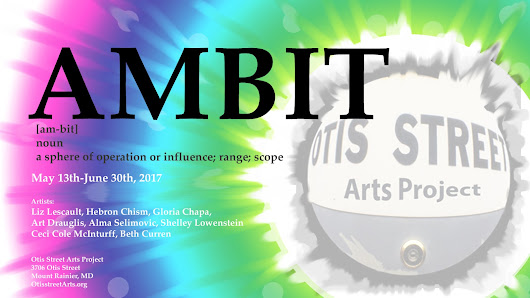Ambit :: Opening Reception Saturday May 13th