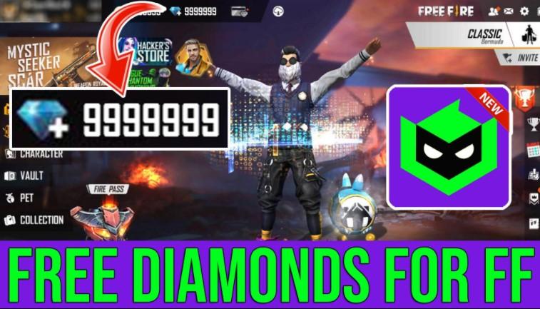 Lulubox FF Diamond
