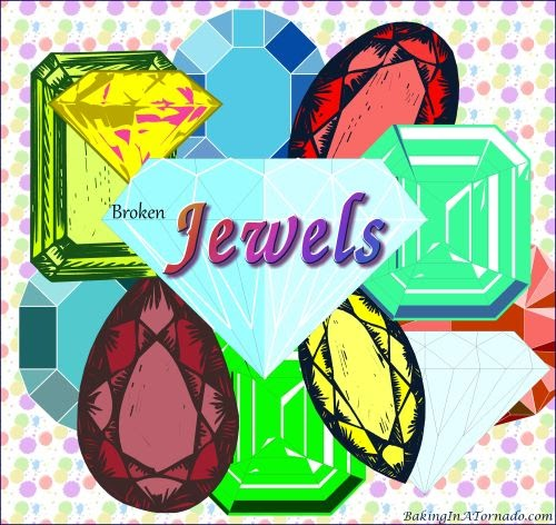 Jewels | Graphic designed by and propterty of www.BakingInATornado.com | #MyGraphics #friendship