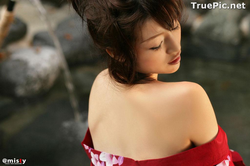 Image Misty No.216 - Japanese Gravure Idol - Yuuri Morishita - TruePic.net - Picture-9