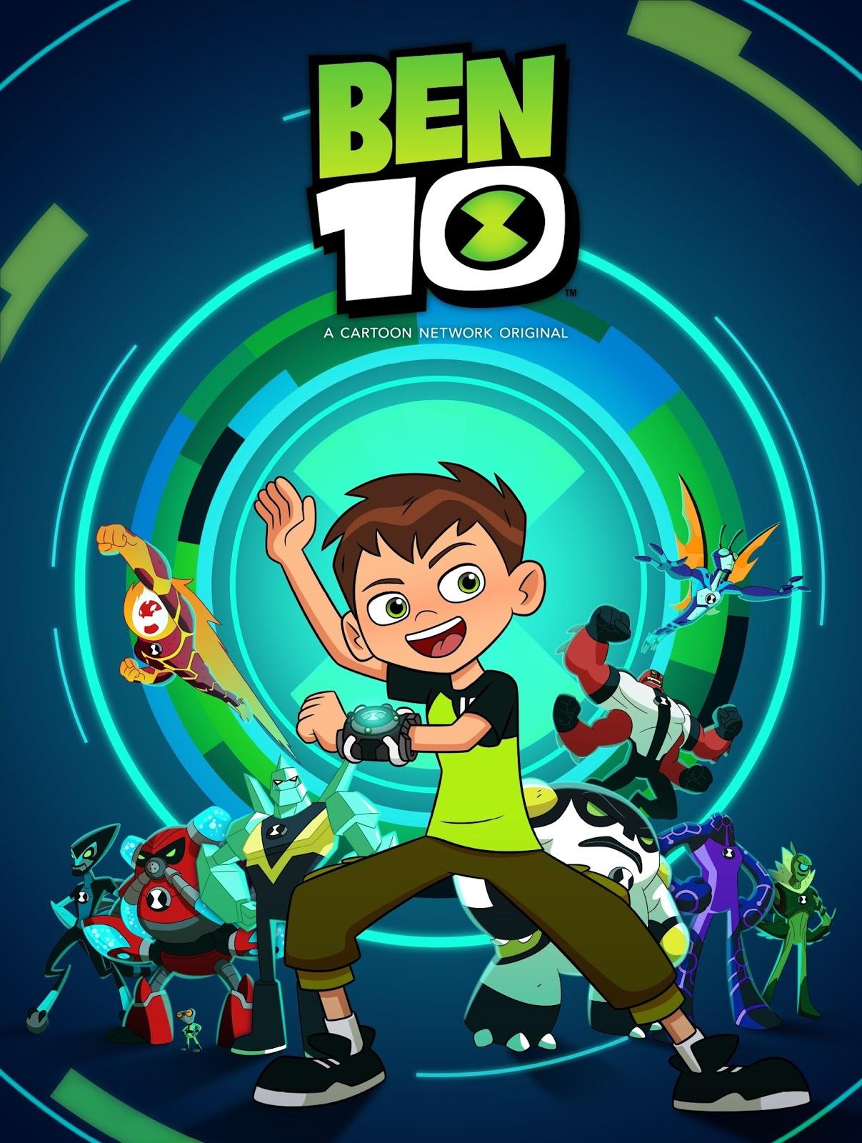TV with Thinus: Cartoon Network reboots Ben 10; reboot series ...