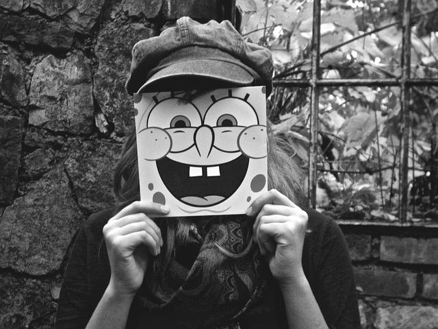 Kumpulan Gambar Meme Lucu Spongebob Tapi Boong