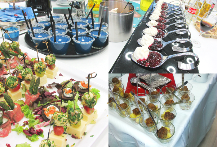 ALCINA Makeup Beauty Event - Buffet