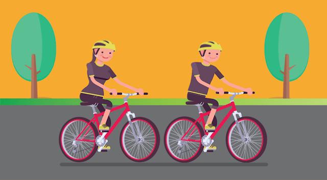 Bersepeda Untuk Perkembangan Anak