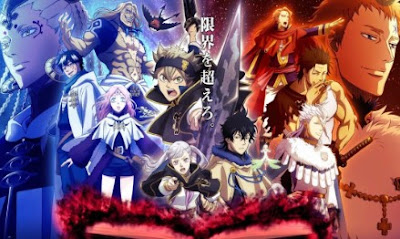 New Opening Song Everlasting Shine (TXT) Anime Black Clover