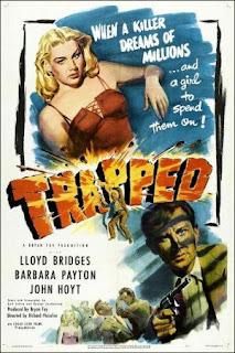 Atrapado (1949) Thriller con Lloyd Bridges