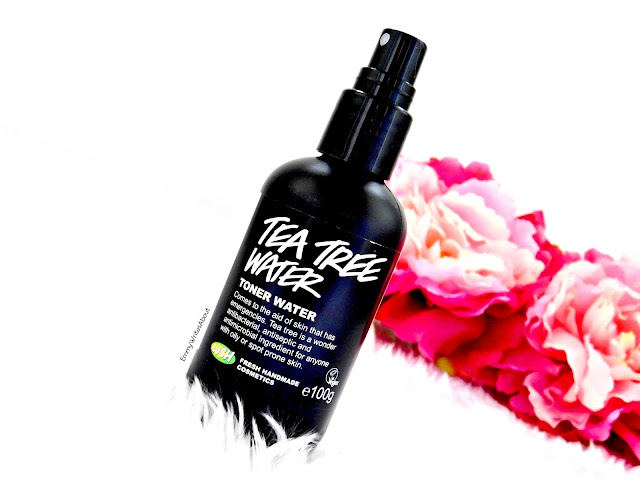 Lush Tea Tree Toner Water Review