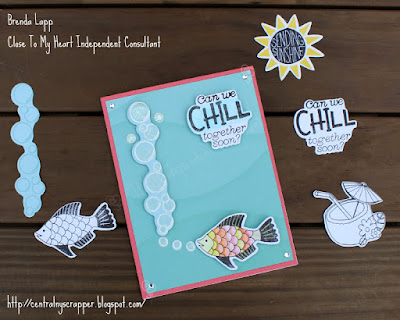 card created for Jul-Aug 2020 New Product Blog Hop