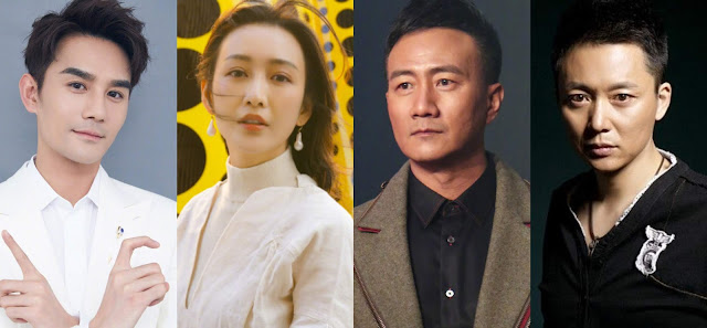 [C-Drama]: Wang Kai, Angel Wang, Hu Jun & Liu Yijun Star in Police Drama Hunting