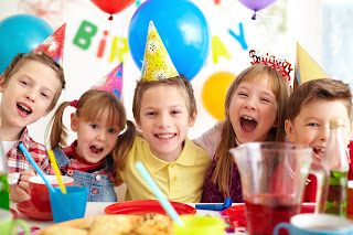 Daniel comemora seu aniversário