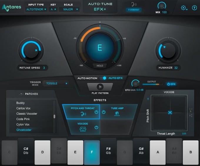 Download Antares AutoTune + EVO (Terbaru 2019)