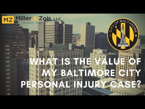 Accident Lawyers in Downtown Baltimore 1