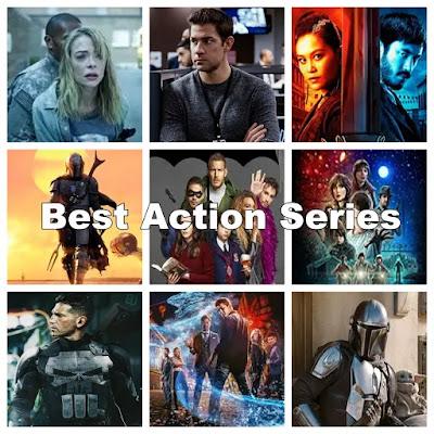 افضل مسلسلات الأكشن الأجنبية لعام 2019