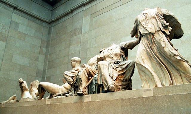 """Αλητεία από το Βρετανικό Μουσείο: """"Αναγνωρίσετε ότι νόμιμος ιδιοκτήτης τους είναι η Βρετανία κι όχι η Ελλάδα"""""""