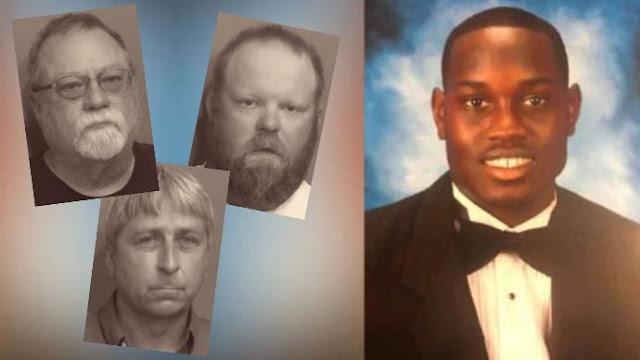 "Travis McMichael, Gregory McMichael e William ""Roddie"" Bryan Travis McMichael, Gregory McMichael and William ""Roddie"" Bryan plead not guilty to the murder of Ahmaud Arbery."
