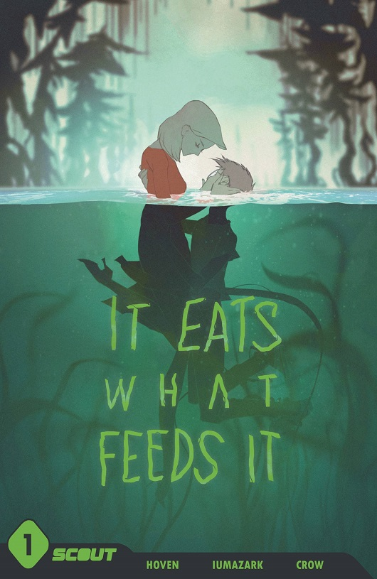 Cover of It Eats What Feeds It Tp