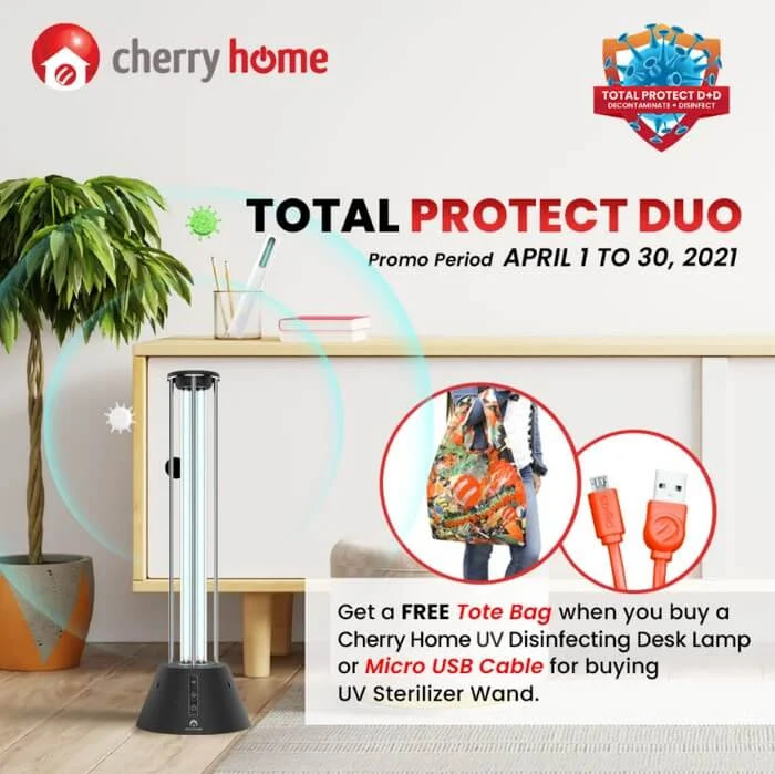 Cherry Home Total Protect Duo Promo Runs Until April 30