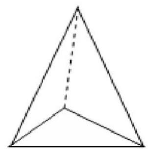 bangun limas segitiga T.PQR