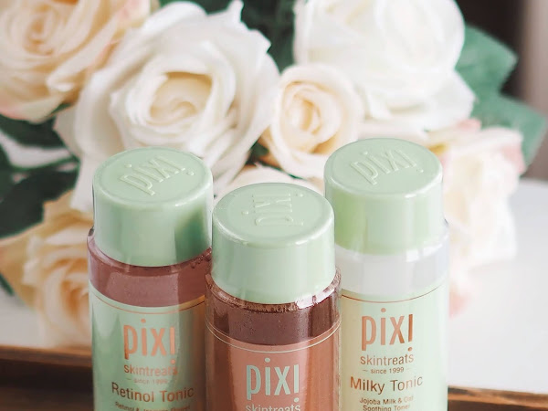 WIN A trio of Pixi Glow Tonics