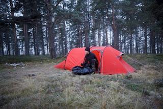 Rondane, camping