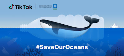 Calling All Malaysians! Let's Do our Part and #SaveOurOceans Together with TikTok & Conservation International