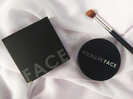 focallure face highligh and contour duo shade