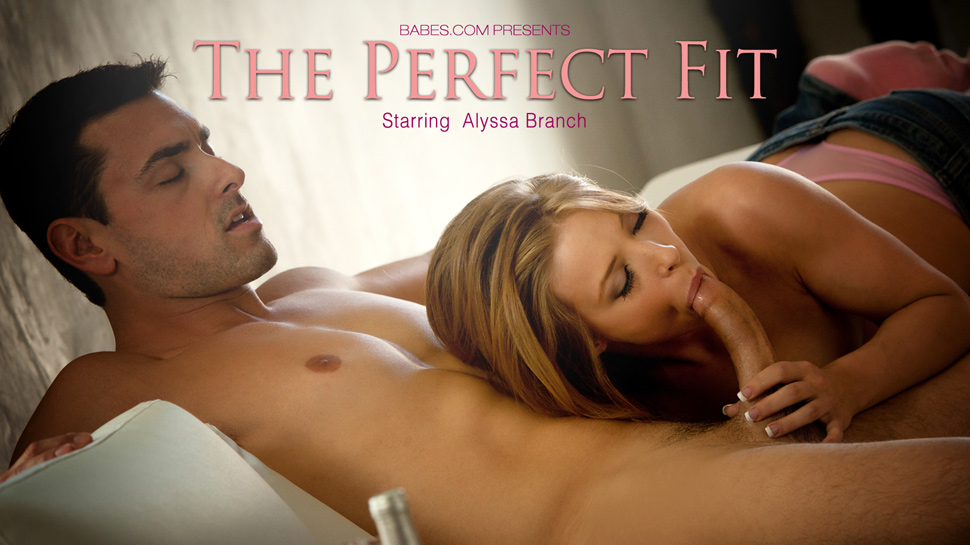Babes8-17 Alyssa Branch - The Perfect Fit 03100