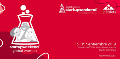 Techstars Global Startup Weekend Santo Domingo Women