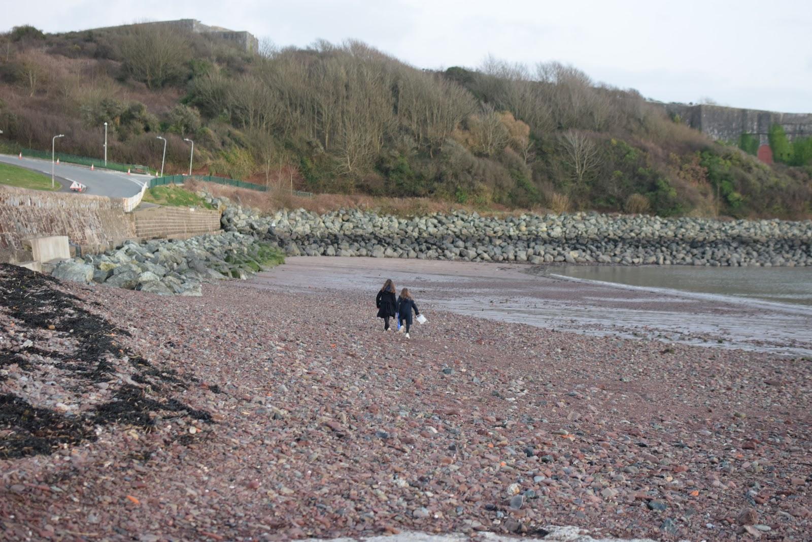 , A Stroll Down Gelliswick Beach, Pembrokeshire