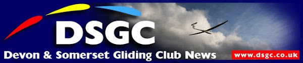 Devon & Somerset Gliding Club News