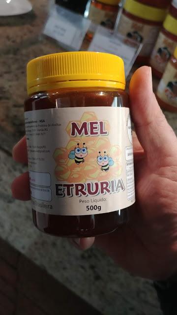 Arte Mel Etruria criação do Desenhista Marcelo Lopes de Lopes