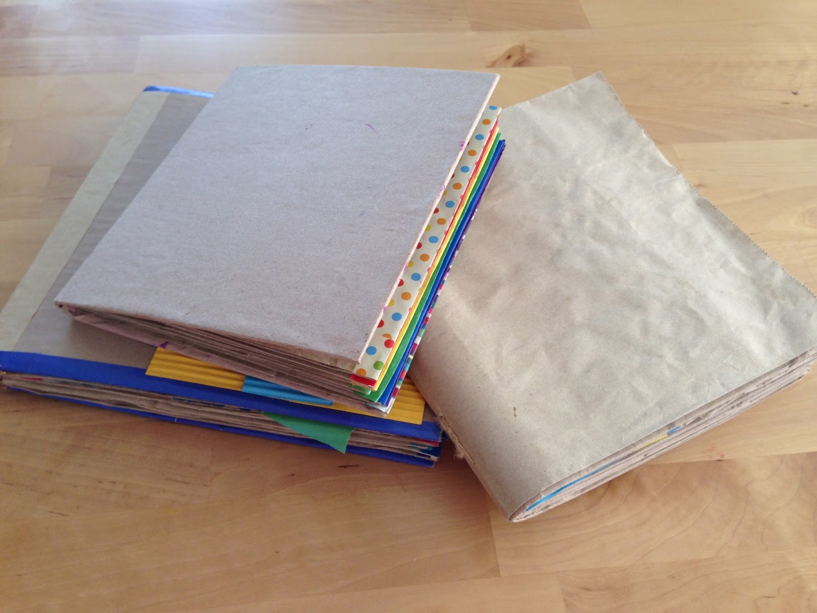 How To Make A Book Cover Out Of A Paper Bag ~ Everything is grace: make a creation story paper bag book for toddlers
