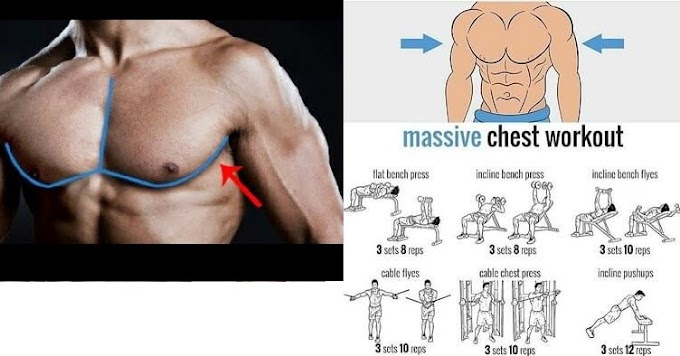 8 x 8 Method For Chest Training - bodybuilding110