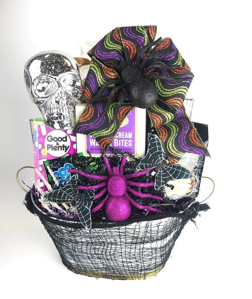 Halloween Gift Basket Ideas For Adults.Blog All The Buzz Gifts Baskets And More