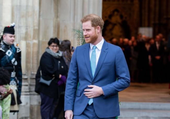"""""""Le monde a été créé par des blancs et pour des blancs...:"""" : dénonce le prince Harry"""