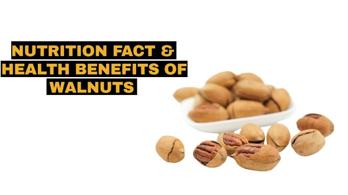 Walnuts Nutrition Facts And 7 Proven Health Benefits