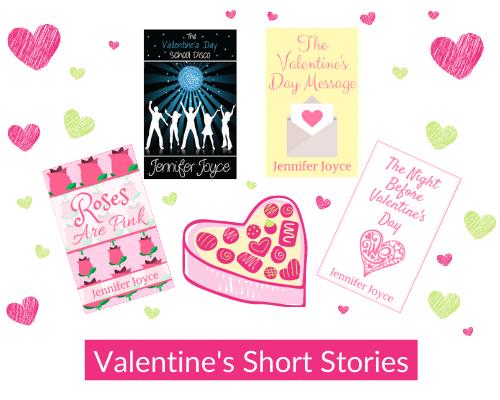 Valentine's Day Short Stories by Jennifer Joyce