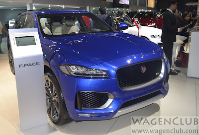F-Pace SUV India