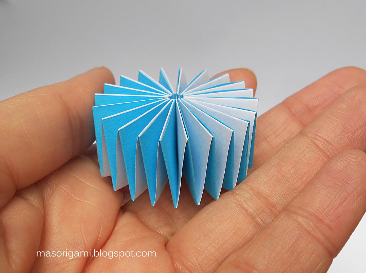 origami y su procedimiento