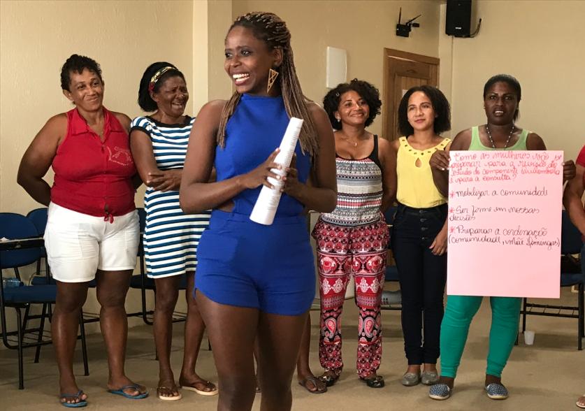 Mulheres negras do Baixo Amazonas lançam manifesto contra discriminação racial