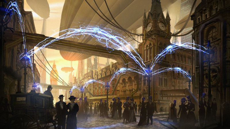 que-es-el-steampunk-city-street