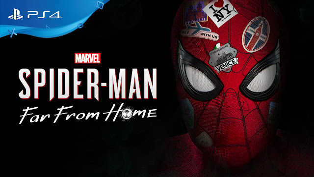 marvel spider man ps4 far from home skins costume free insomniac games sony