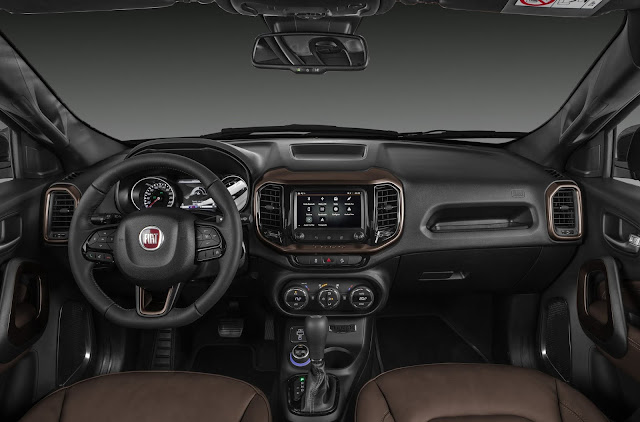 Fiat Toro Diesel 2019/2020 tem risco de incêndio - recall