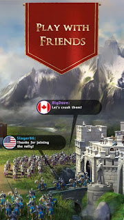 Game March Of Empires War of Lord Apk Full Version